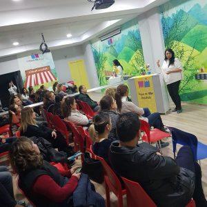 Uzm.Dr. Senem TURAN – Özel Oyun Ve Bilim Anaokulun'da -Aralık 2018 2